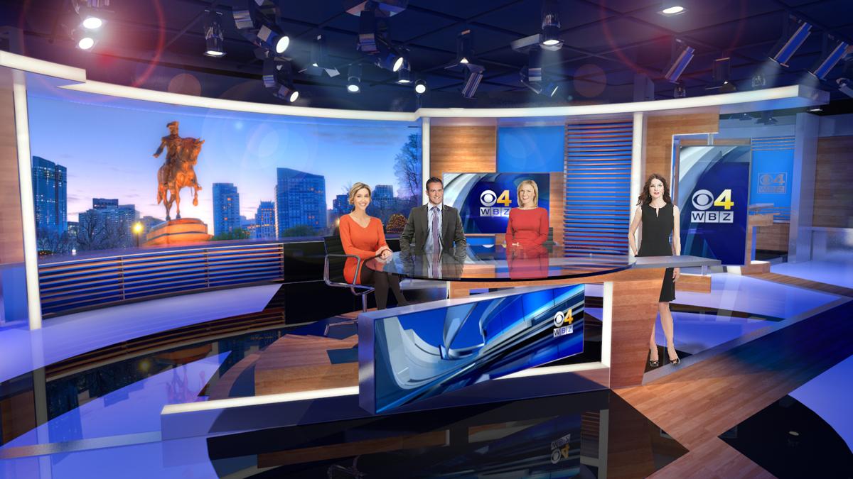 CBS 4 WBZ - Boston - with Clickspring Design