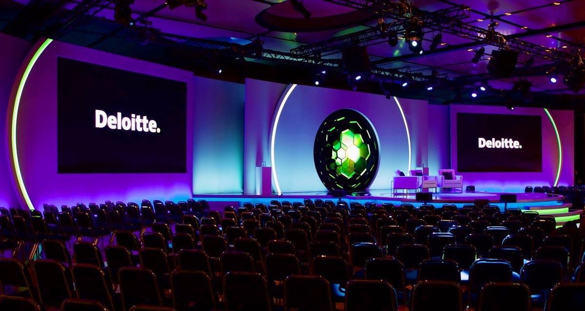 Deloitte World 2017 - Rome
