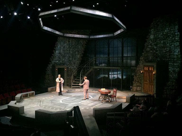 Holmes & Watson - Alley Theatre