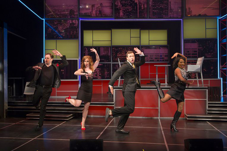 I Love You, You're Perfect, Now Change - George Street Playhouse