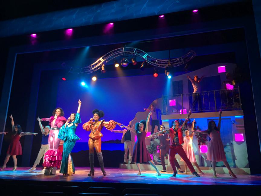 Mama Mia - Arkansas Repertory Theatre