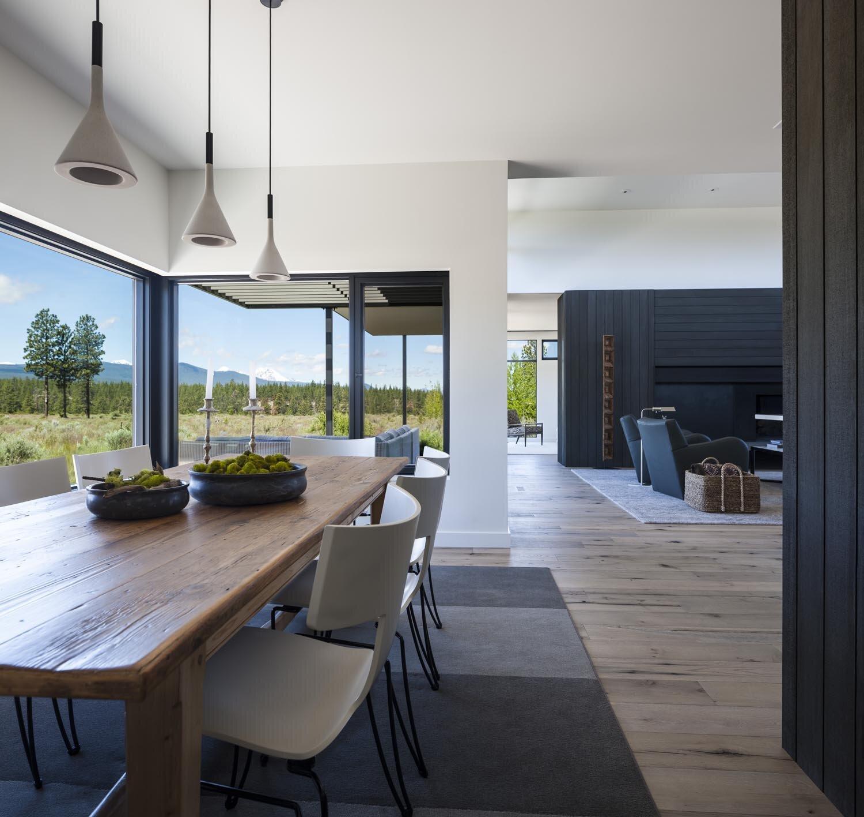 High Desert Modern In Bend Or Deforest Architects