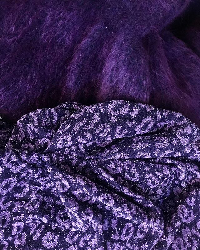 . Hate it or love it. 💜 FW19 #m_oulage #luxuryknitwear #fashion #fashiondesigner #purple #MoulageManifest #madeinitaly #winterfashion #sartorial #detail #shooting #cover #magazine #editorial #fashionmodel #sweater #fashionphotographer #pattern #jacquard #mood #sleeve #knitwear #fw19 #alpaca #model #lurex #fashion @nastymagazine @stylesightworldwide @somewhere.style @vogueitalia @marieclaireitalia @glamouritalia @vanityfairitalia @elle_italia @onfilm @dazed @thefashionography @taintedmag