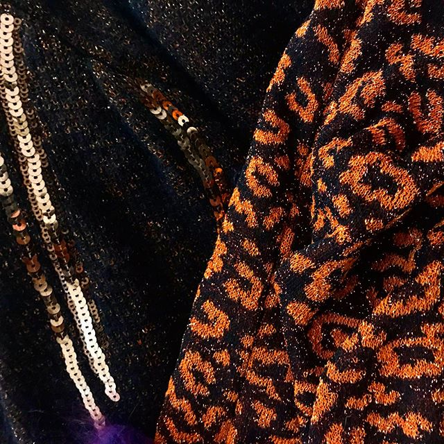 . MOULAGE DNA 🧡  FW19 #m_oulage #luxuryknitwear #fashion #fashiondesigner #madeinitaly #sartorial #detail #shooting #fashionphotographer #mood #fw19 #fallwinter1819 #fallwinter2019 #jacquard #knitwear  #magazine #cover #moulageDNA #lurex #dresses #spotted #orange