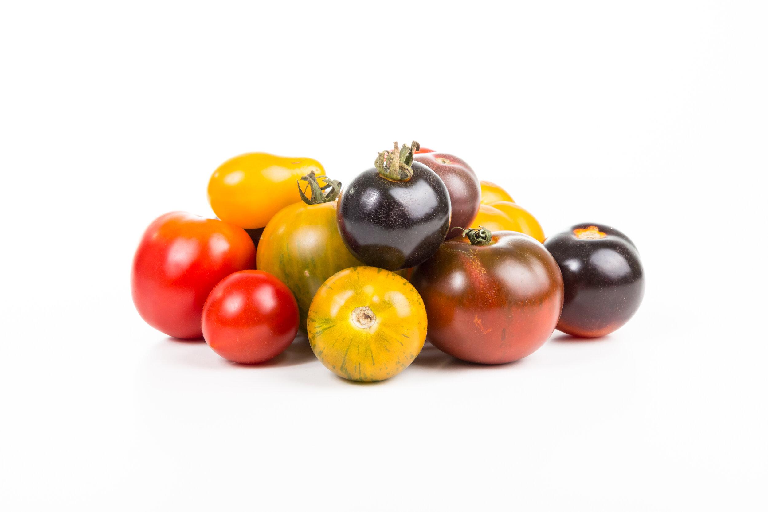 calorias tomate