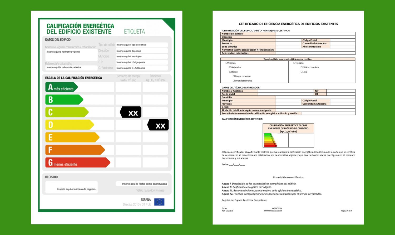 Certificado Energético — Iberamar