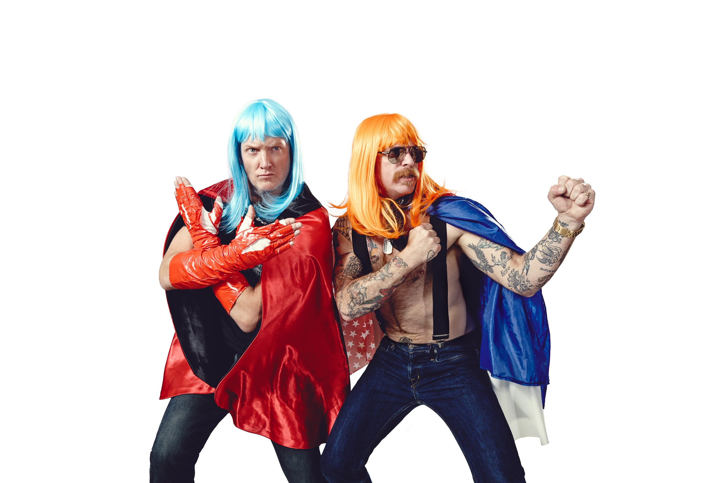 Eagles of Death Metal_Josh Homme-Jesse Hughes_Chapman_Baehler05.jpg