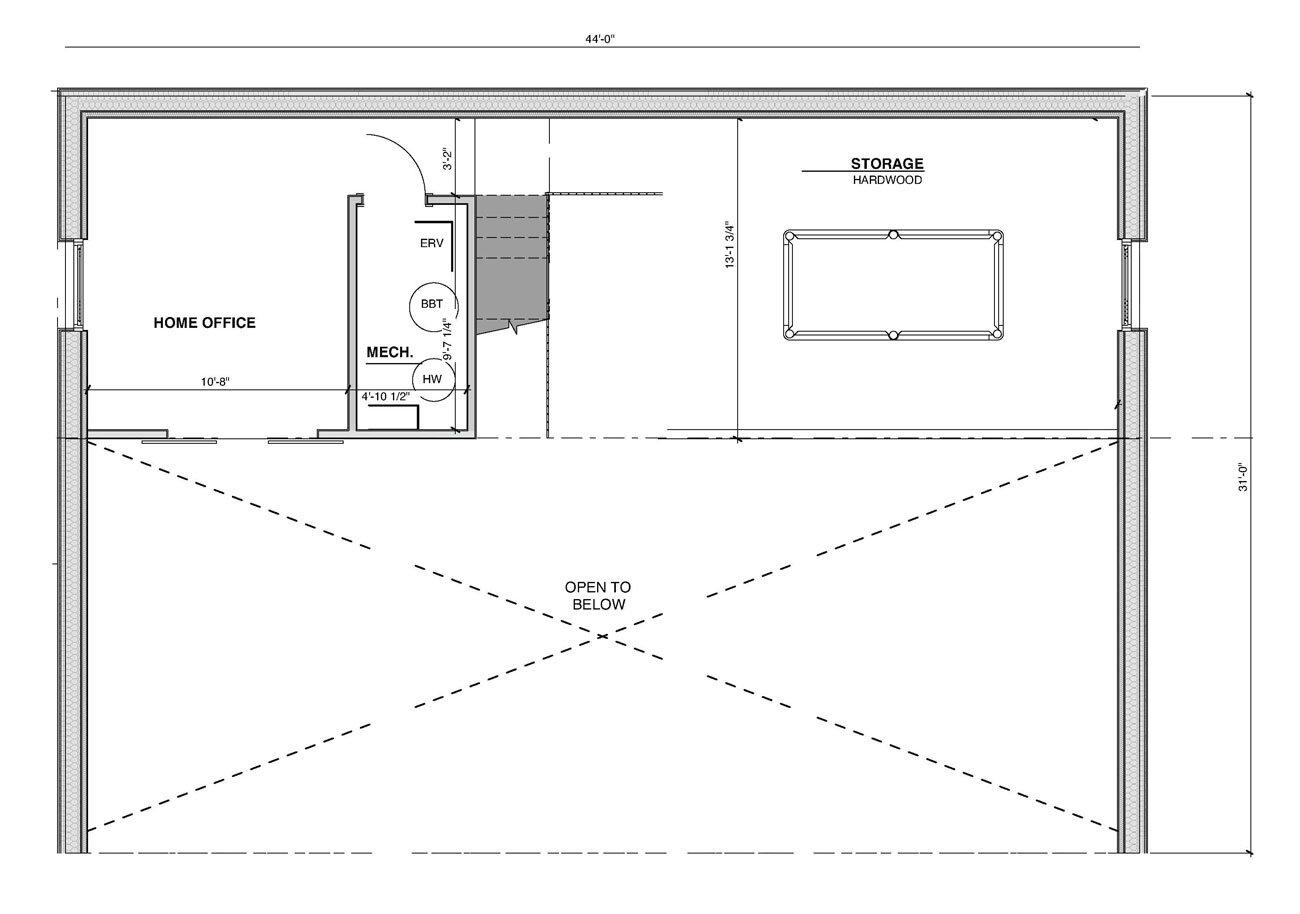 H19 Floorplan