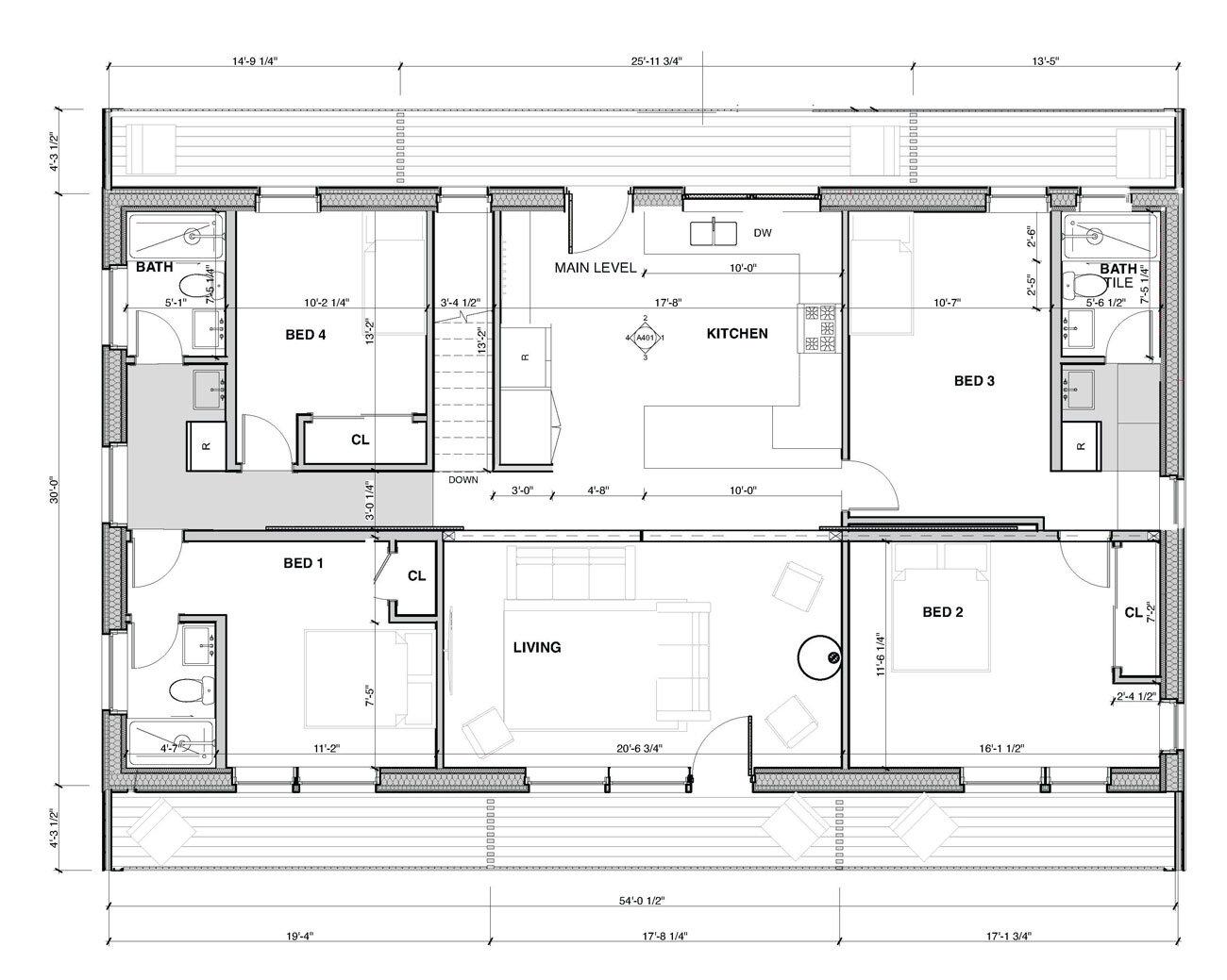 H30 Floorplan