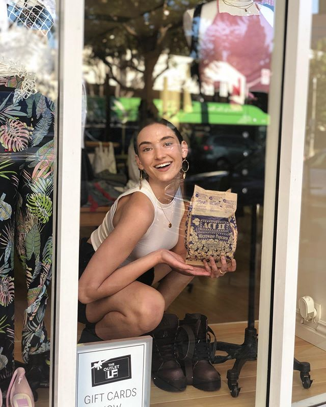 """I USED TO get hungry at work, but now my snack comes HOT AND READY every time!"" - Saoirse McNamara, UCLA"