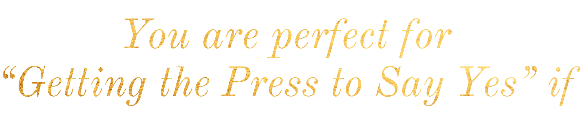 you're-perfect-for-getting-the-press-to-say-yes-if.png