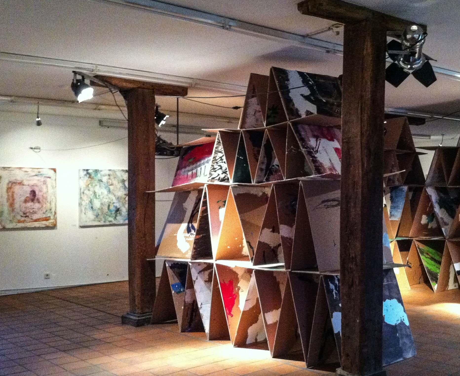 Ruhrakademie Schwerte - Ausstellung zum DiplomOkt 2011