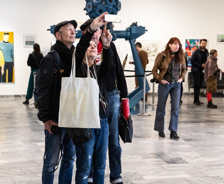 artspring 2019 - Planetarium Berlin Prenzlauer BergMai 2019
