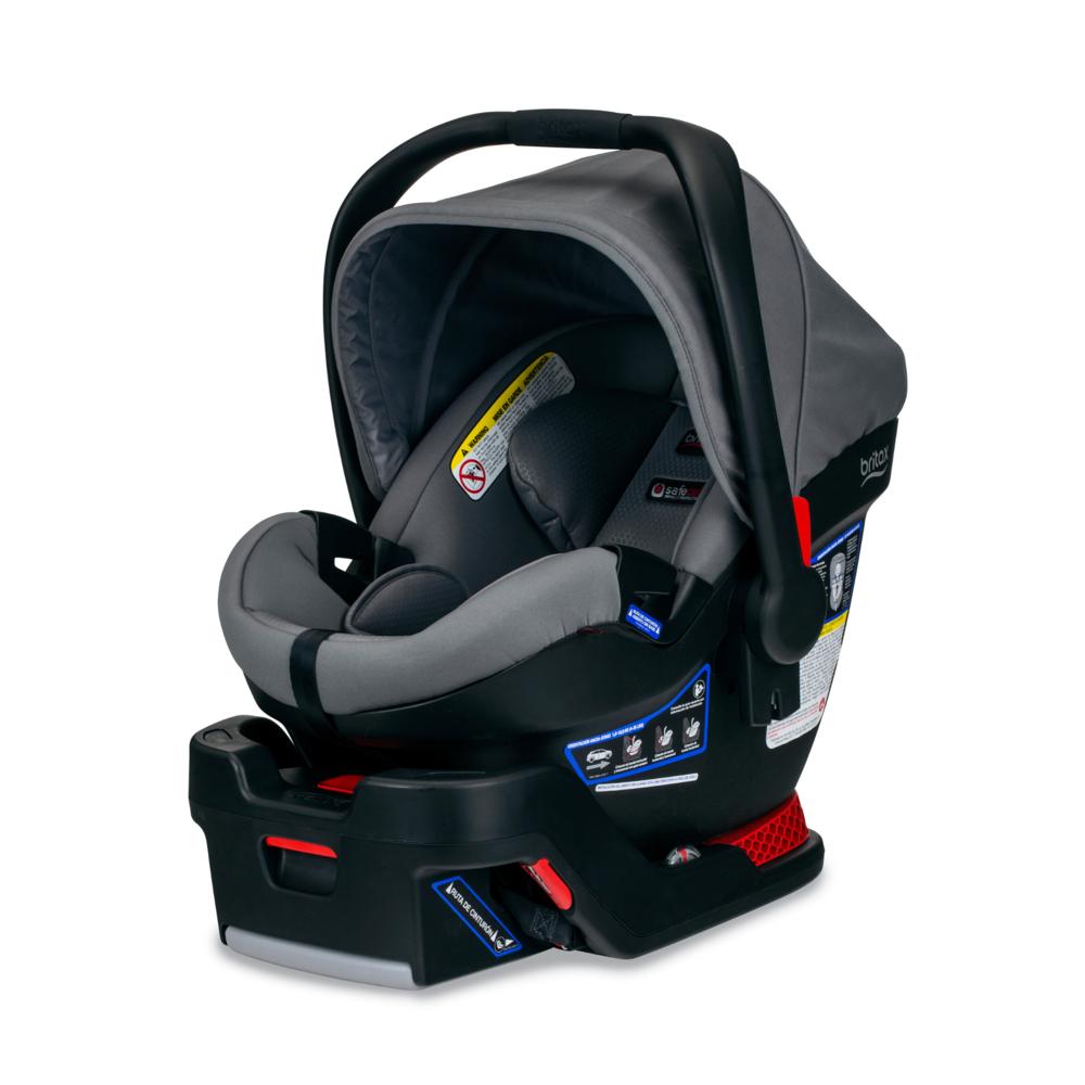 B Safe Ultra Infant Car Seat Gris Britax, Britax B Safe 35 Infant Car Seat Adjustment