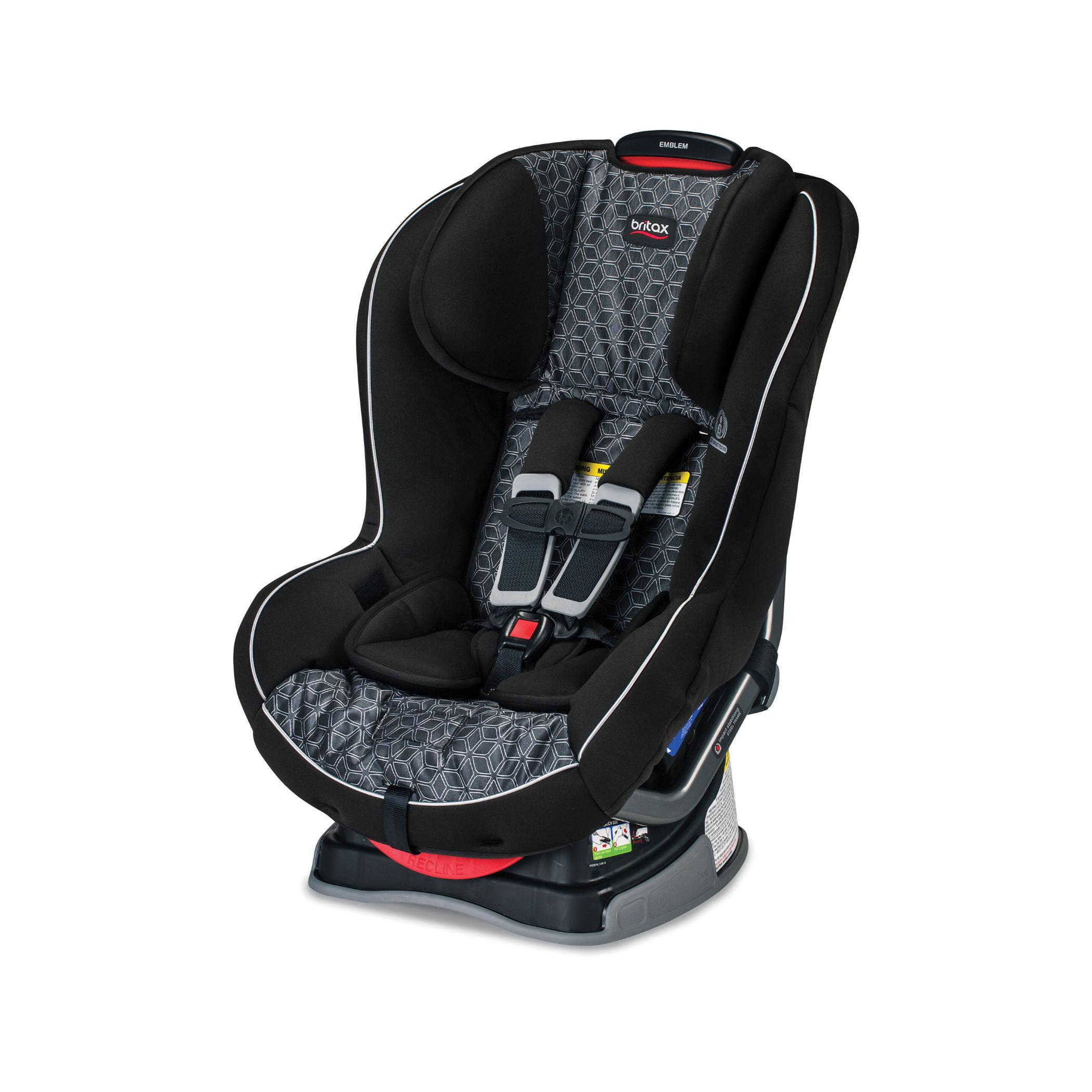 Emblem Convertible Car Seat — britax