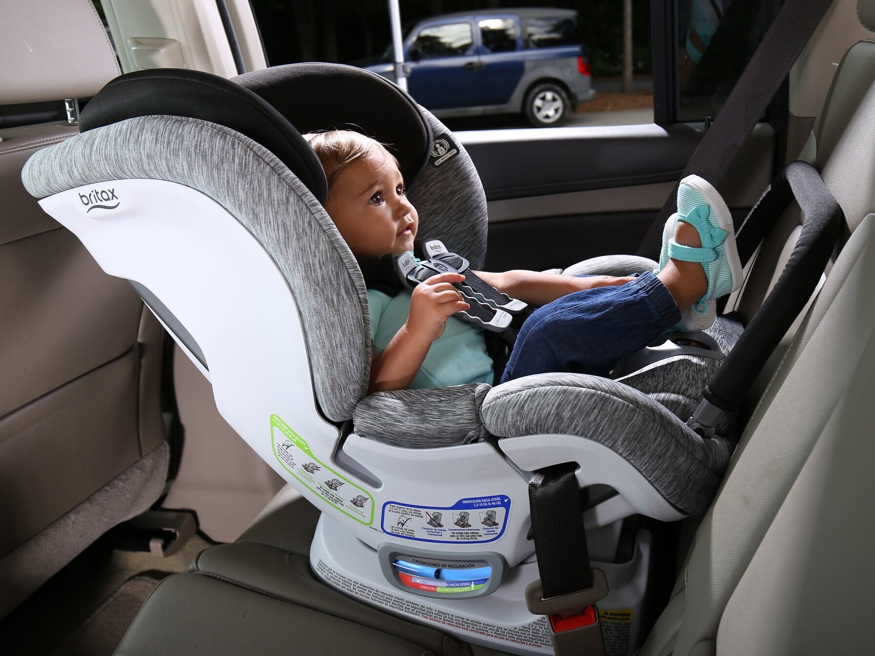 Car Seats — britax