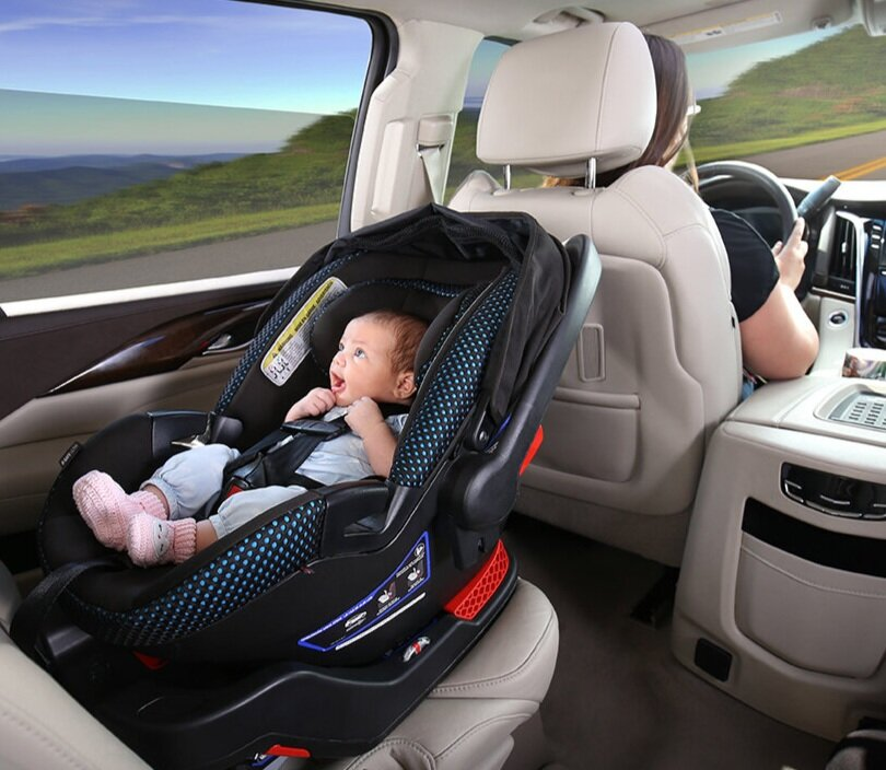 B Free Safe Ultra Travel System Britax, Britax B Safe 35 Infant Car Seat Installation