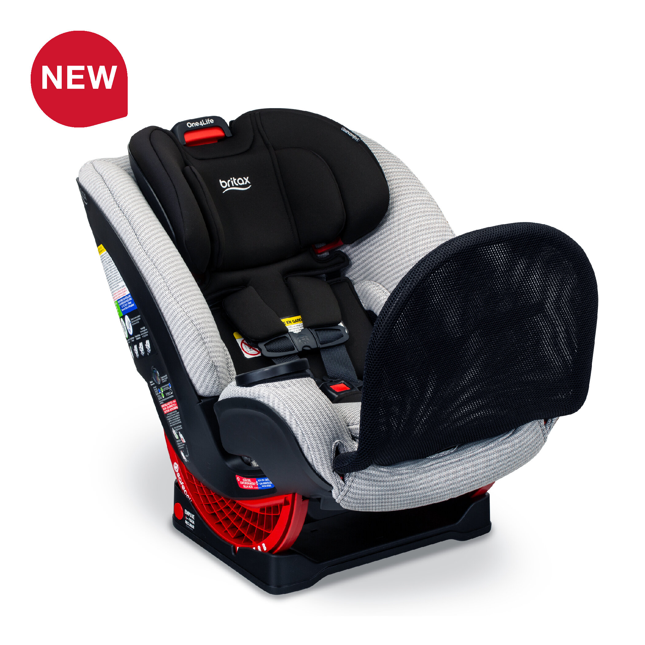One4Life ClickTight All-in-One Convertible Car Seat Drift ...