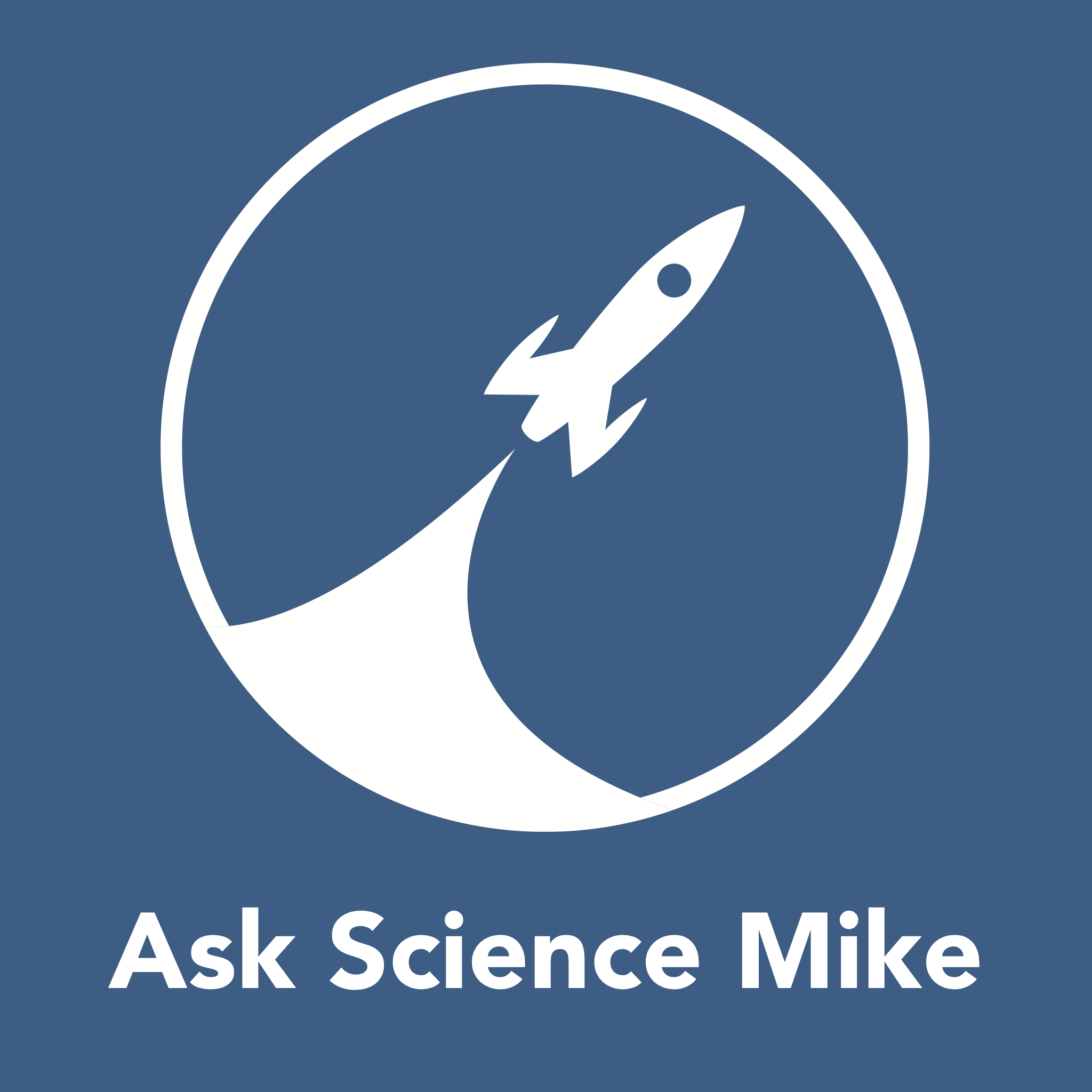 Ask Science Mike  cover art.