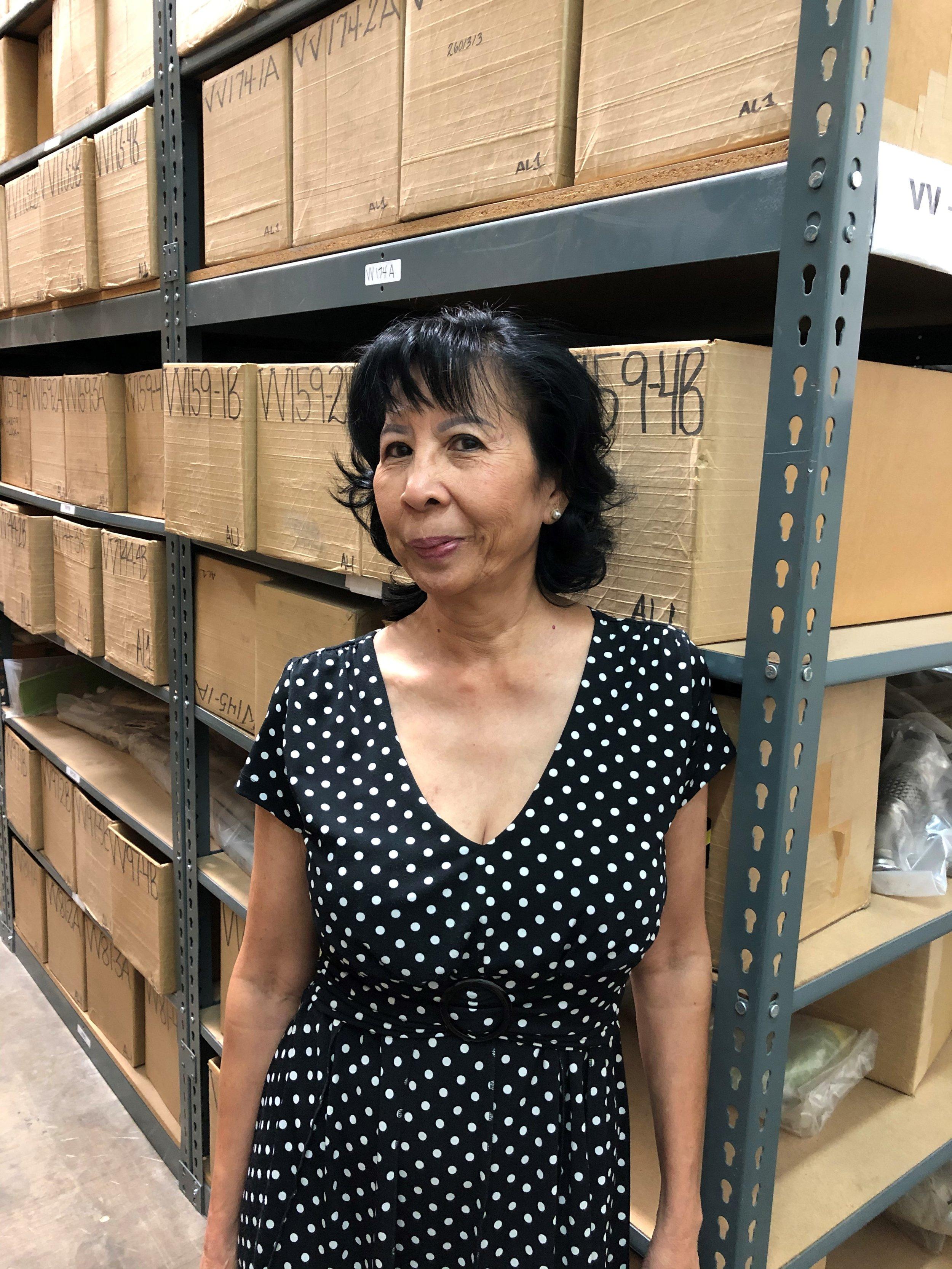 Hoa Nguyen - 16 yrs.