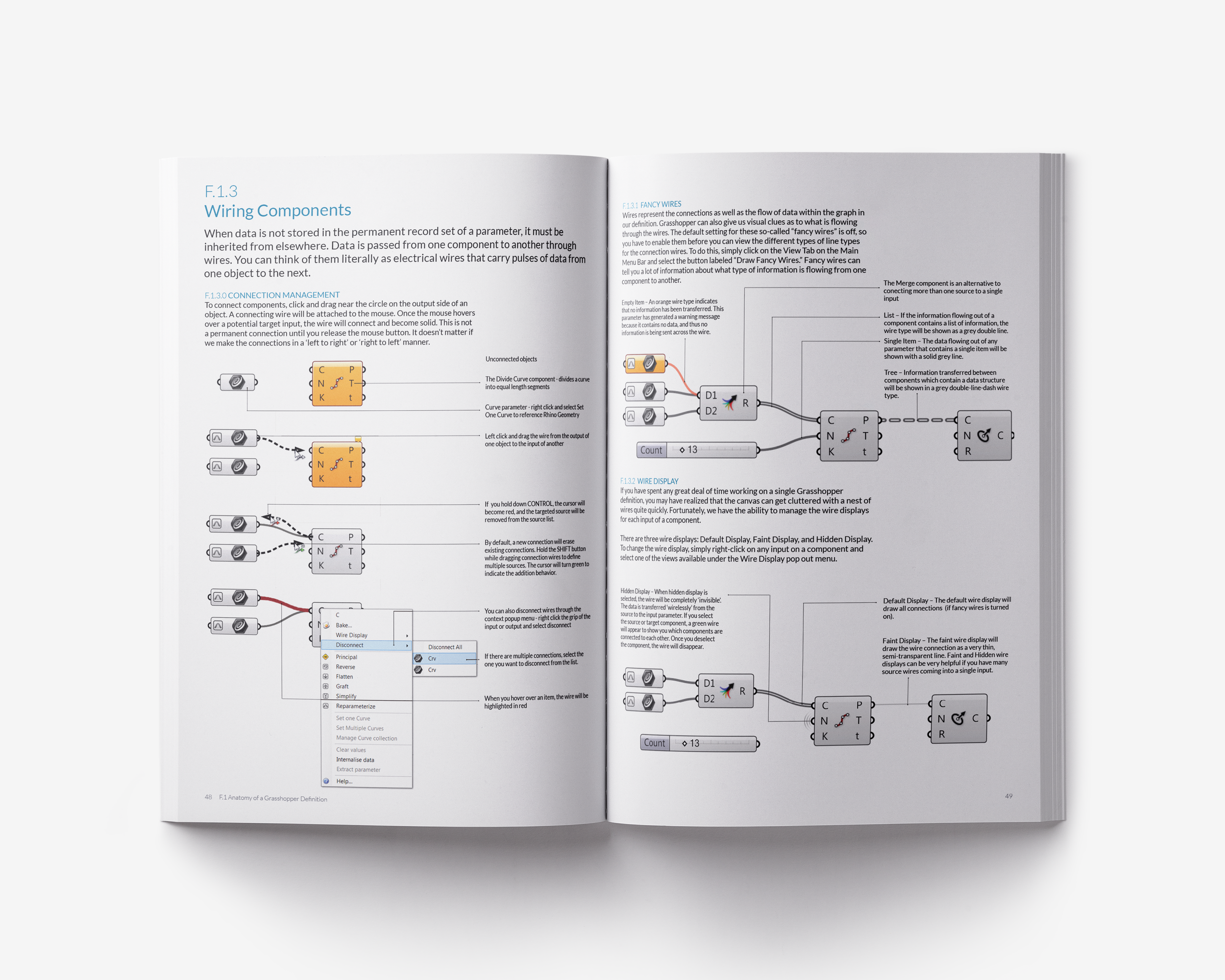 Robust 3-D development. - Read the Grasshopper Primer online or download a PDF version to get up and running with the world's most robust visual programming platform.