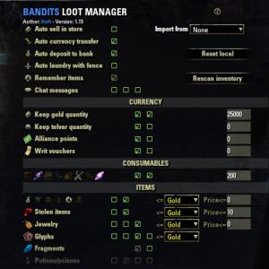 BanditsLoot
