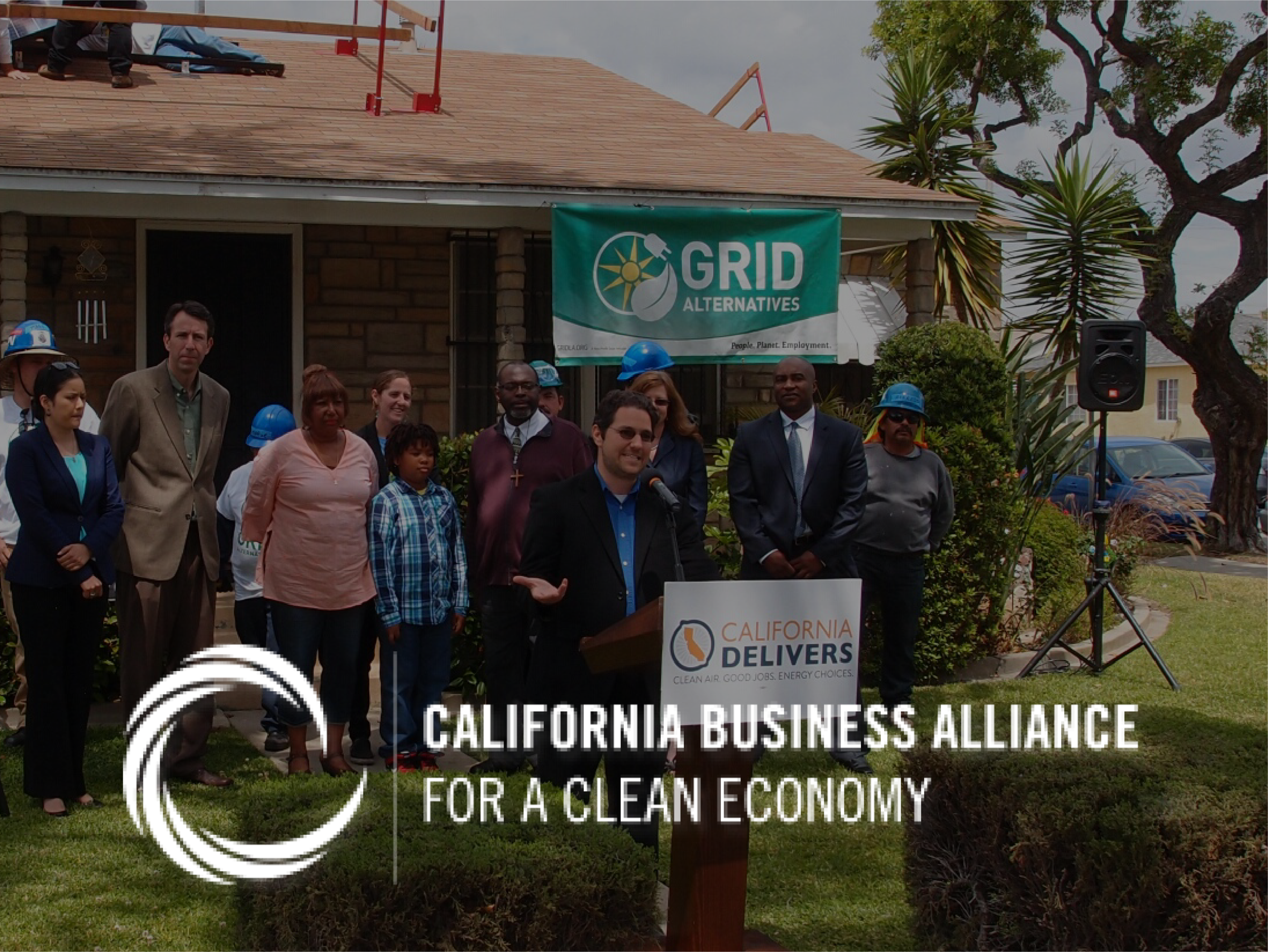 FOUNDATION - Founded the California Business Alliance for a Clean Economy to advance statewide policies that reduce dependence on fossil fuels