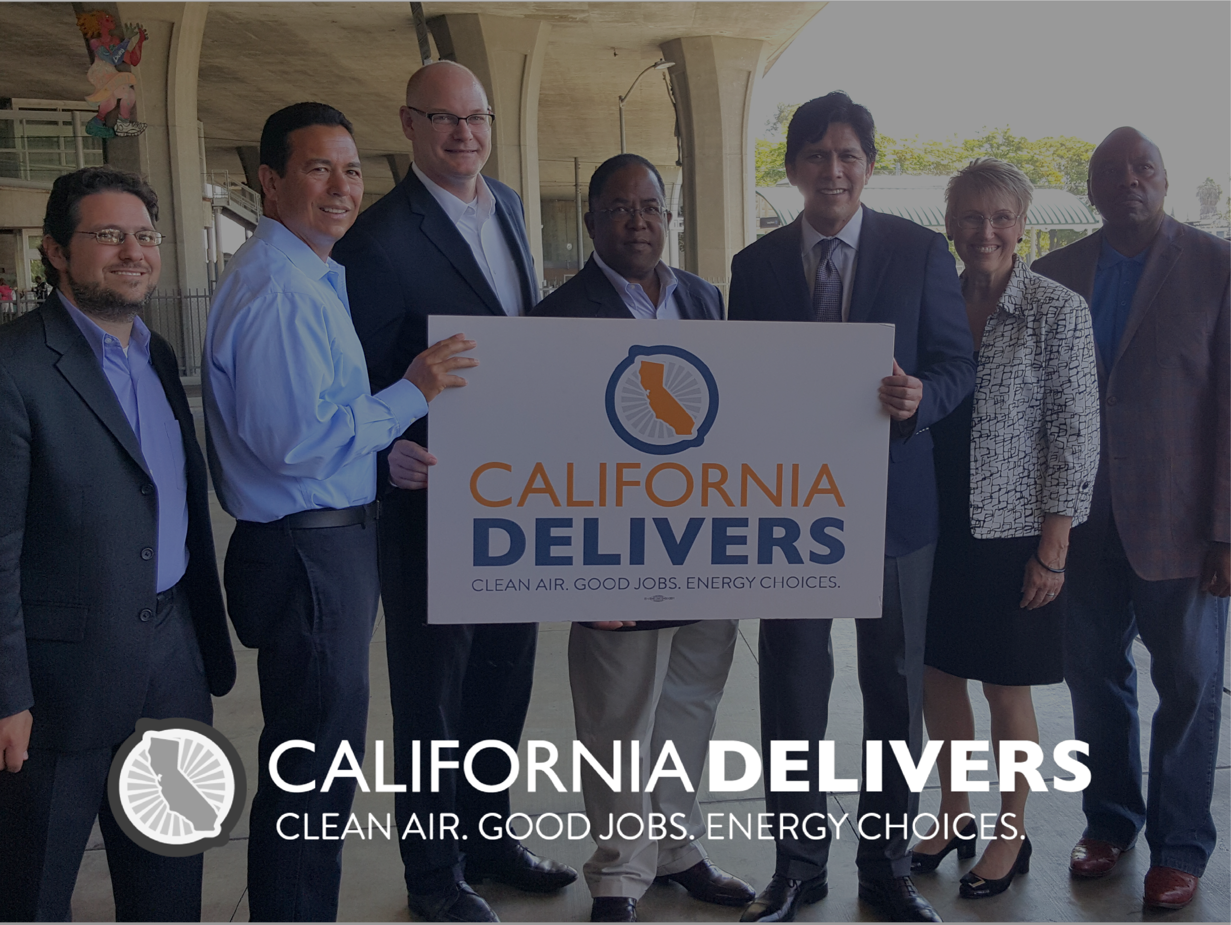 COALITION - Created California Delivers, a broad, diverse coalition focused on protecting, strengthening, and implementing the benefits of California's climate and clean energy programs for all Californians