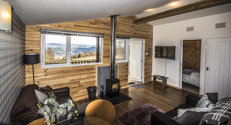 Rosemoor Lodge: Sleeps 4 | Prices from: £90 per night.