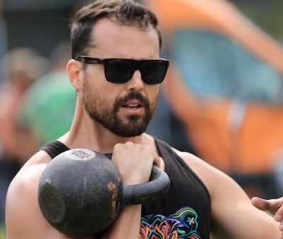 """""""It's like a music festival for fitness. It really is such a powerful way to connect with like minded people and experience things you wouldn't normally experience."""" - Marcus Martinez • Kettlebell Kings, Master Coach"""