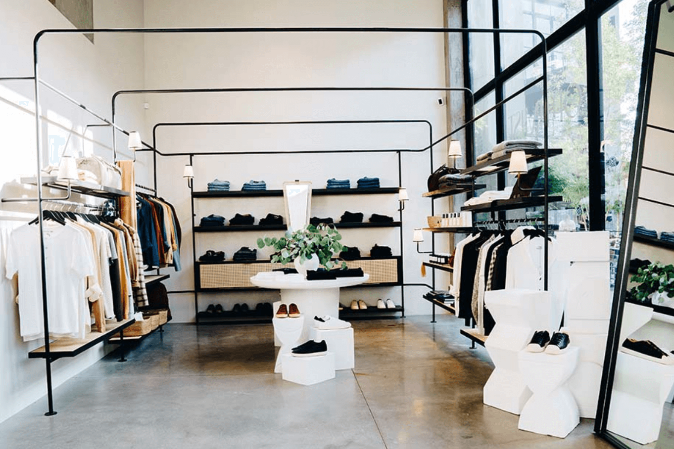 A First Look at L.A.'s New Men's Shop The Optimist - Women's Wear Daily