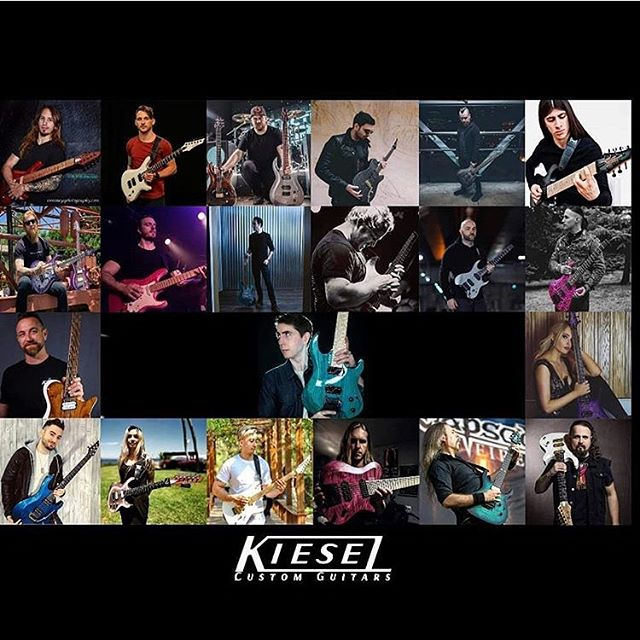 Check out @stel_andre on YouTube tomorrow for some exciting content! @borjamintegiaga @kieselguitars
