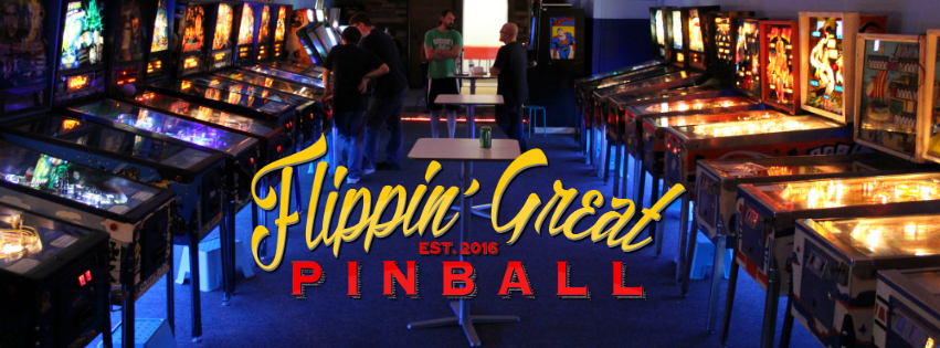 Flippin' Great Pinball - CATEGORY: Pinball & ArcadeADDRESS: 1007 Commercial DrCONTACT: (850) 727-0313 / rob@flippingreat.comHOURS: WED - THURS from 4pm-10pm / FRI from 4pm-midnight / SAT from 12pm-midnight / SUN from 12pm-10pmABOUT: Flippin' Great Pinball is a pinball parlor and arcade featuring 35+ well maintained games. We offer hourly and all-day admission based play as well as hosting tournaments, leagues, and parties. Come check out our interactive showroom or buy some of our new and used pinball games for your own collection!
