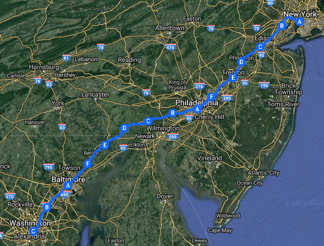 Our Route - The #HomeIsHere: March for DACA & TPS will begin at Battery Park in New York on Saturday, October 26 and will go until Tuesday, November 12, 2019 with an ending rally at the Supreme Court. Click here to learn more about our routes, all of our specific stops, and events that we have planned so far along the way.