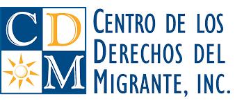 Centro DL Derechos D Migrante Logo.png