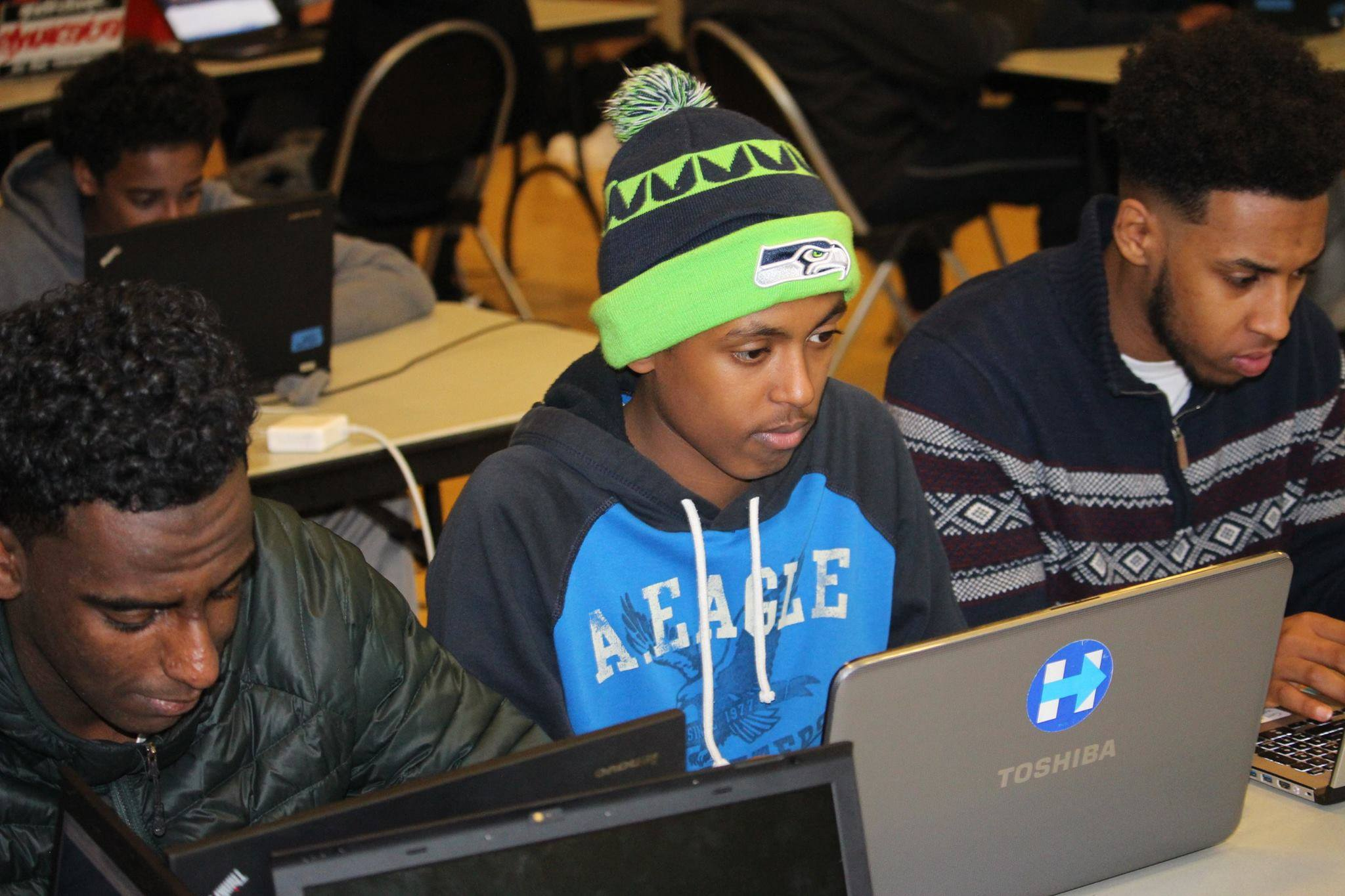 Here to bridge the tech gap. - While there are plenty coding classes for youth in Seattle, they are not catered towards youth of color in the inner city living in the South Seattle area. Youth of color in these areas are less likely than their counterparts in the general population to be exposed to coding and programming early on. Meanwhile, elsewhere in the city, students are starting to program at ten and eleven years old – Companion Coding is here to help change that.—Mustafa AhmedCo-Founder, Chief Innovation Officer