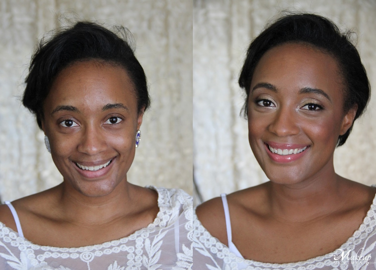 Makeup by Annie Lam before after natural for dark skin.jpg