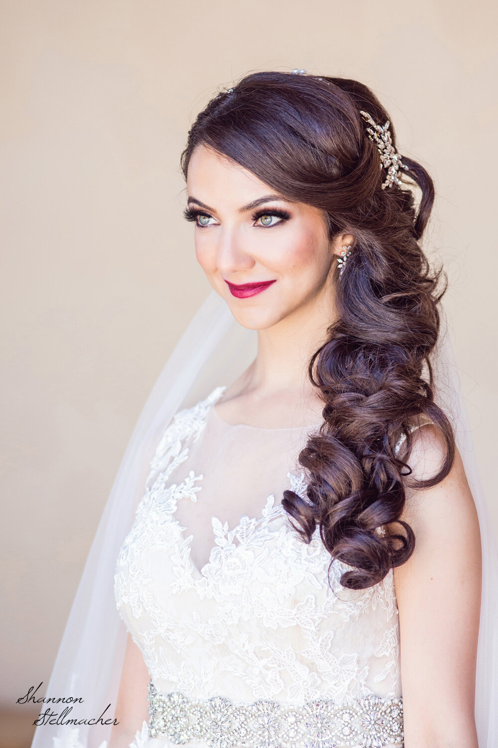 Bridal Makeup for Green Eyes Bay Area Sonoma Weddings Best.jpg