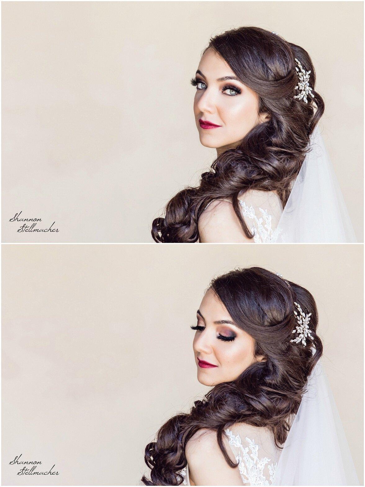 1.4 Bridal Makeup for Green Eyes Bay Area Sonoma Weddings SF.jpg