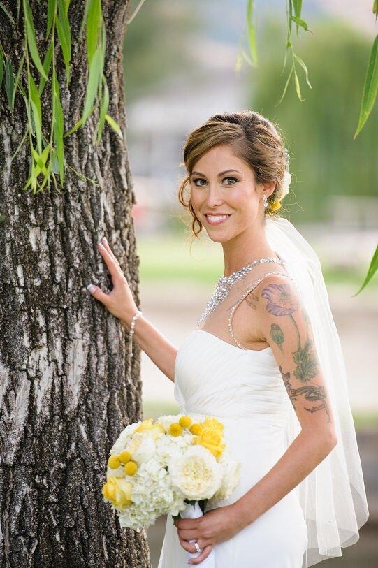 25 brides with tatoos hair makeup annie lam.jpg