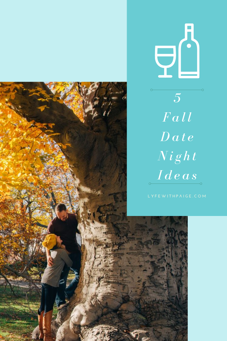 5 fall date night ideas