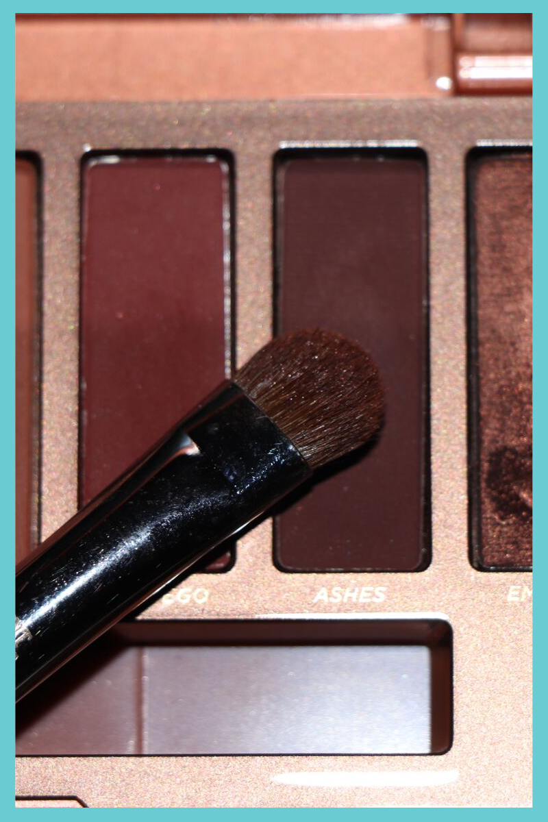 Naked Heat Palette Shade Ashes