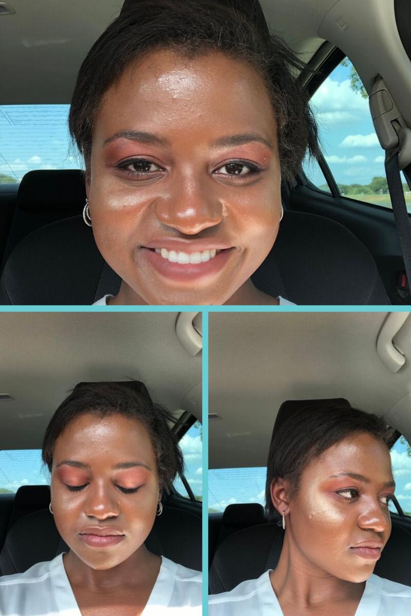 Dirty Talk Naked Heat Palette eye makeup