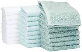 wash cloth face towels