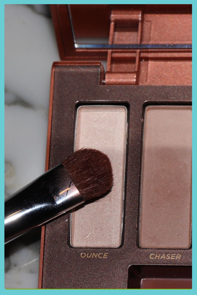 Naked Heat Palette Shade Ounce
