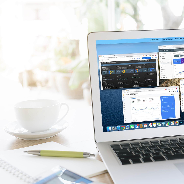 - Mit meinem Blog und Dienstleistungen unterstütze ich Blogger*Innen, Gründer*Innen, Selbständige und KMUs mit Rat und Tat dabei, dass Sie Web-Analytics und Suchmaschinenoptimierung endlich selbst in die Hand nehmen können.Damit Sie durch SEO mehr qualitativen Traffic von Suchmaschinen bekommen, die Besucher Ihrer Website aufgrund von Web-Analytics besser verstehen und dadurch mehr Conversions und mehr Umsatz erzielen.