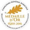Marquis de Bonas Rouge 2014 – Or    Concours Général Paris 2016