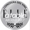 Marquis de Bonas Rouge 2015- Argent    Elle à Table 2017