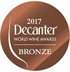 BL Carmenère 2016 – Bronze    Decanter 2017