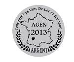 Baron de Lisse, Sauvignon Blanc 2011 – Argent    Concours Departemental des Vins de Lot-et-Garonne 2013